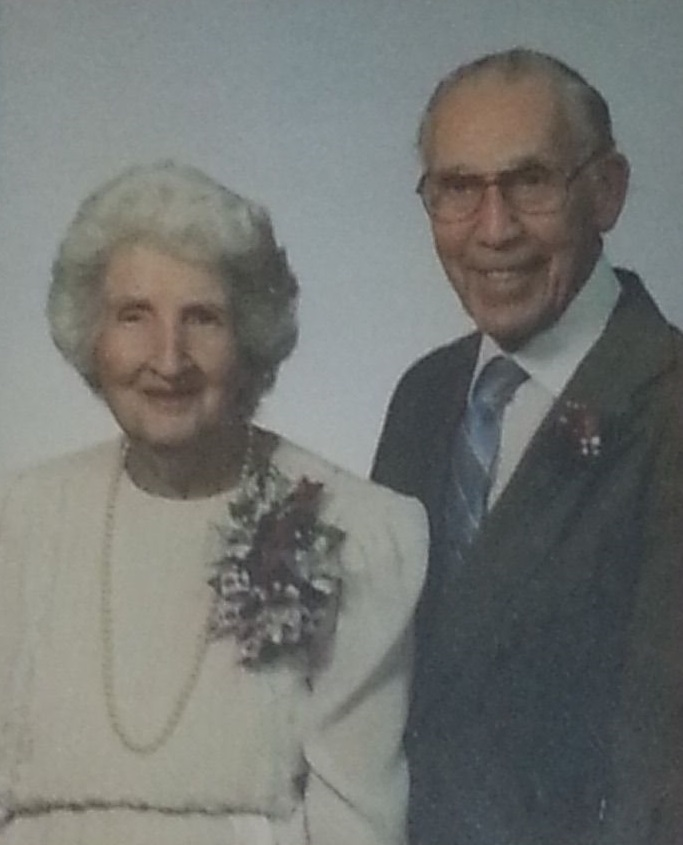 Walter and Kathryn Chauncy
